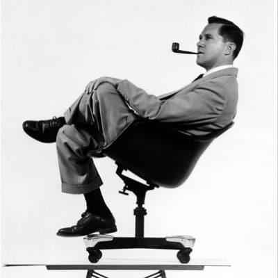 Designer Charles Eames