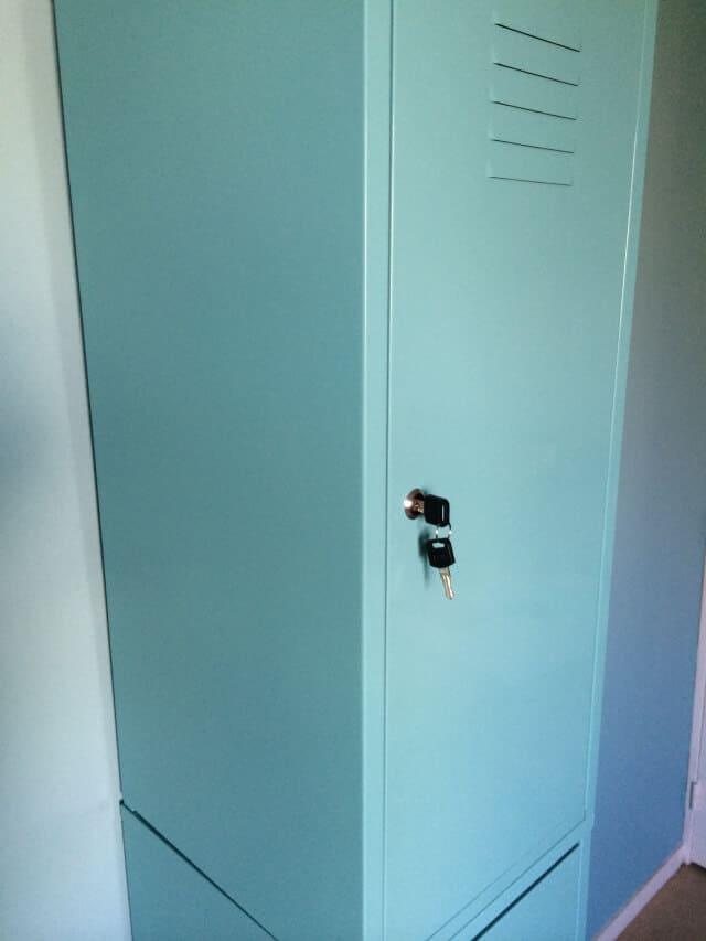 casier industriel Ikea