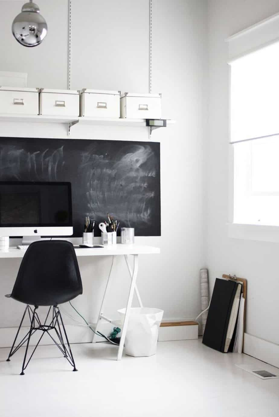 10 astuces pour organiser votre bureau. Black Bedroom Furniture Sets. Home Design Ideas