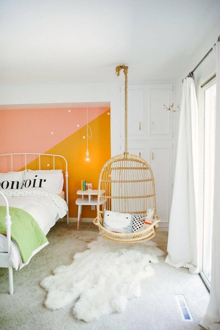 1 - Pinterest : une chambre cocooning pour l'hiver