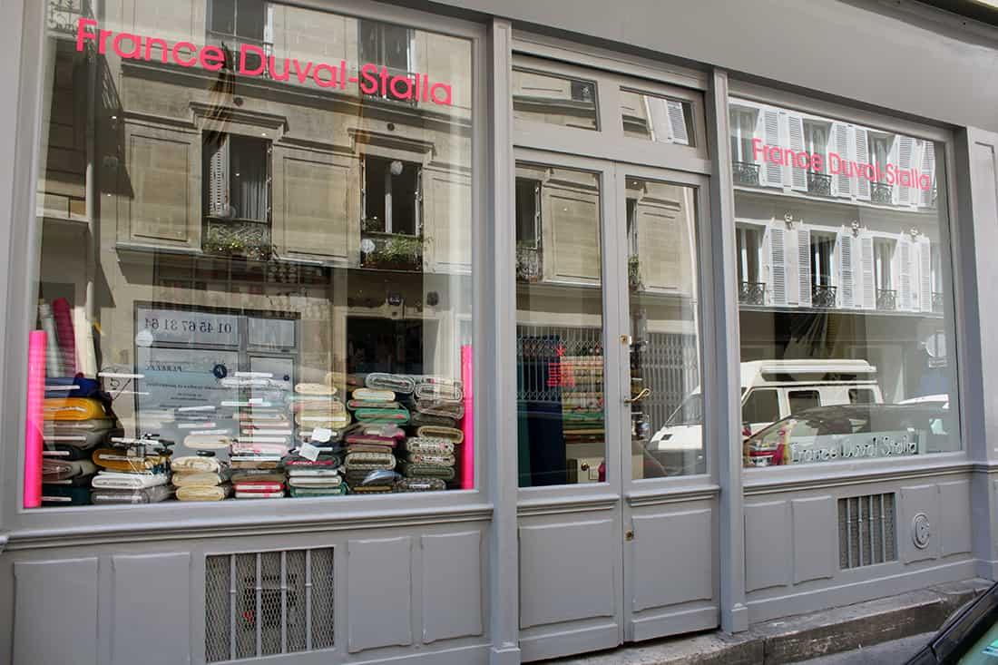 la boutique france duval stalla