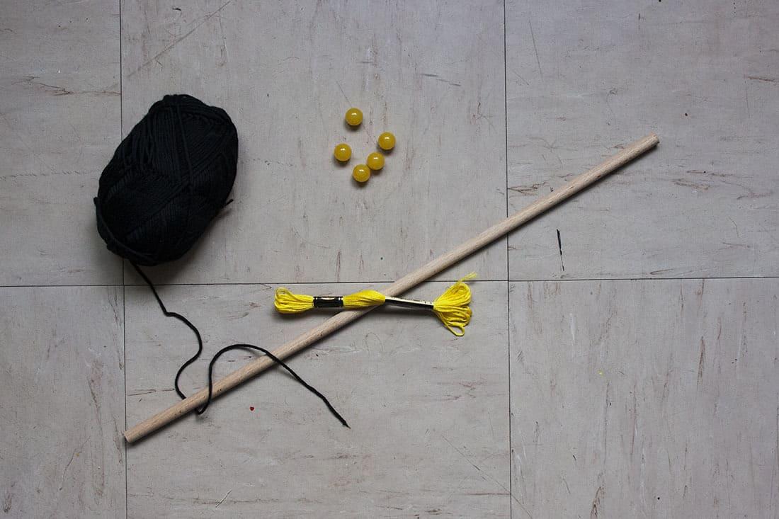 materiel necessaire pour faire un macrame - DIY : un macramé bohème très tendance