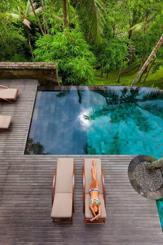 37449cf965a66dfd9c0d377674501088 - Pinterest : 5 piscines de rêve pour l'été