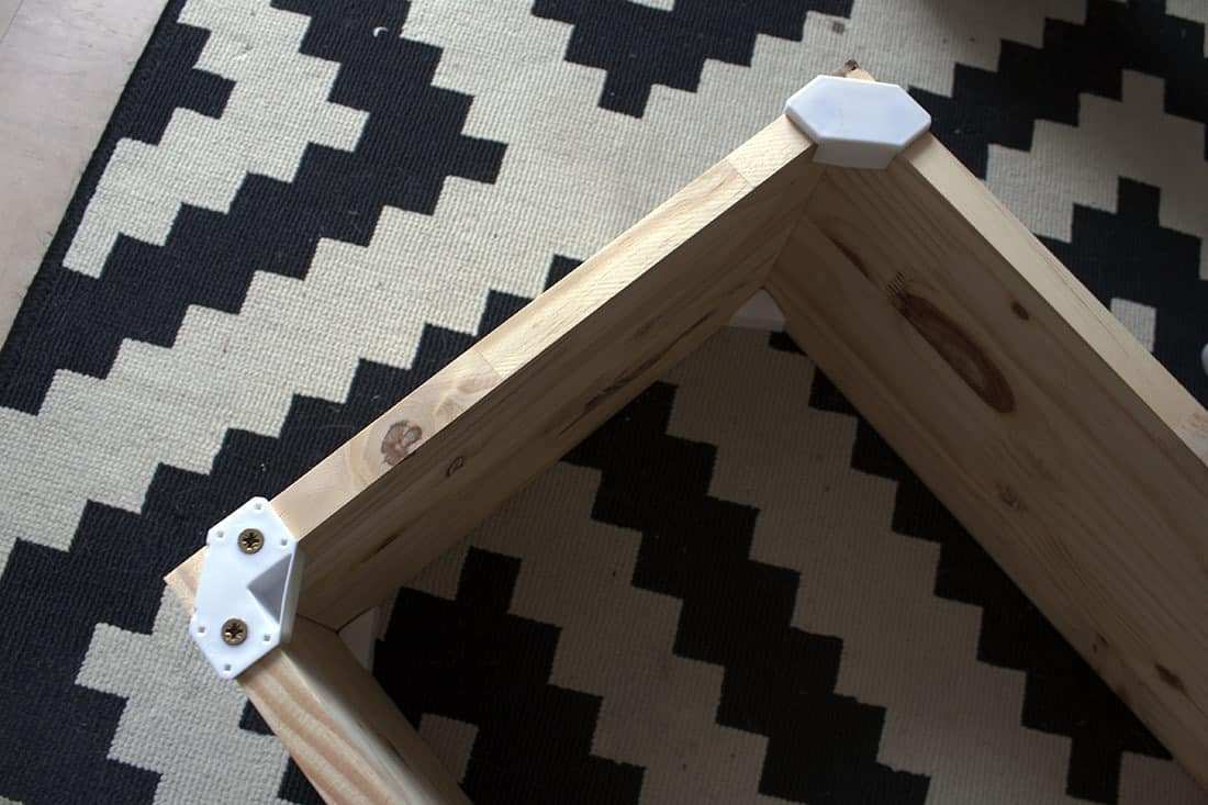 fixation invisible cubix - Cubix : un outil pratique pour l'aménagement du bureau