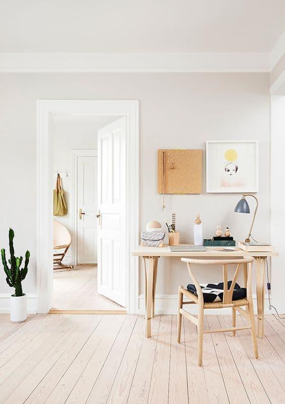 Pinterest Installer Un Bureau Dans Un Petit Espace
