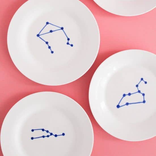personnaliser de la porcelaine pour un cadeau romantique