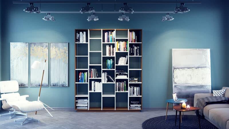 rangements murales - J'ai testé pour vous Mycs le créateur de meubles design sur-mesure