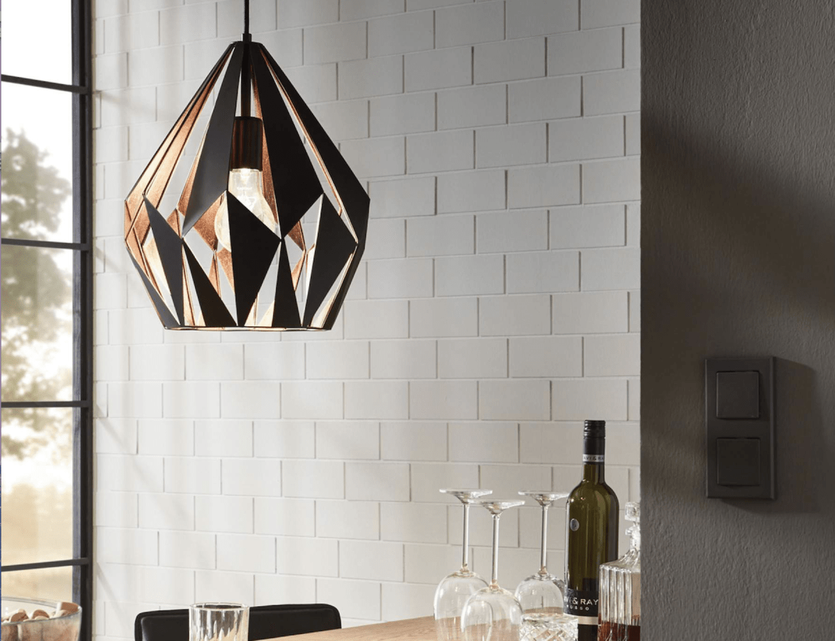 suspension design luminaire
