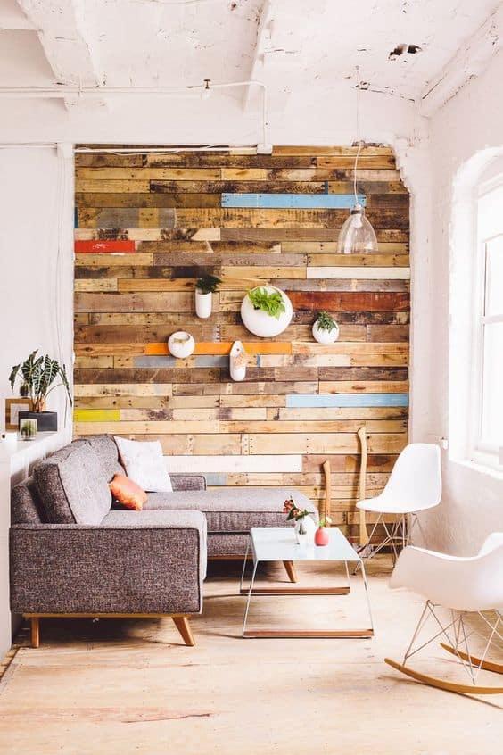 05e1fa710a7c5bfdef7069b264f6b3ef - Inspiration déco : 7 idées pour décorer un mur