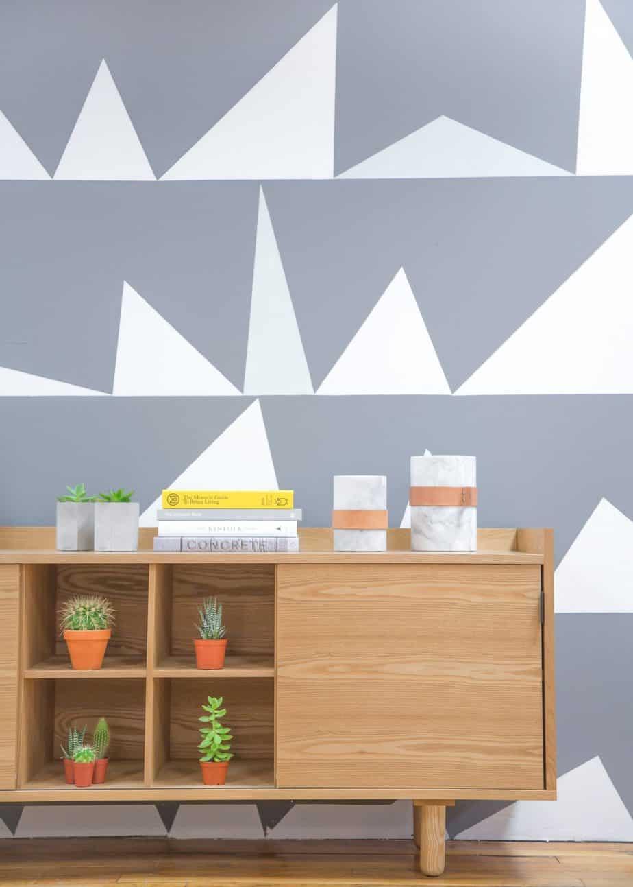 3 2 1463x2048 - Inspiration déco : 7 idées pour décorer un mur