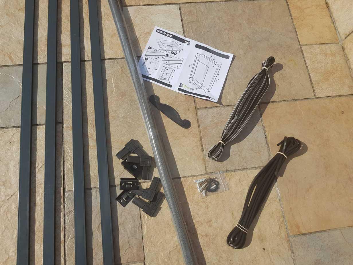 materiel construction moustiquaire Avosdim