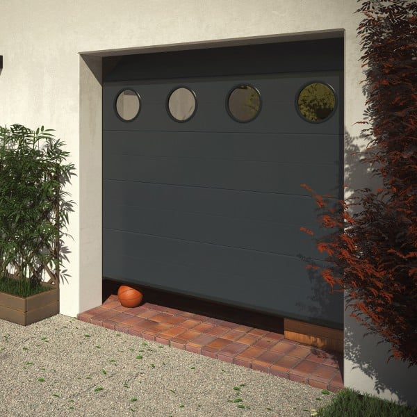porte de garage franciaflex