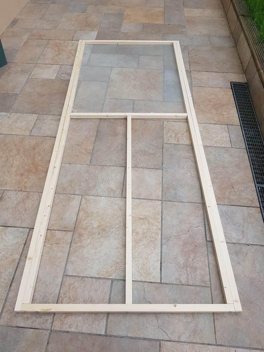 20180411 155158 e1531176461980 1536x2048 - DIY : fabriquer une porte coulissante de style verrière
