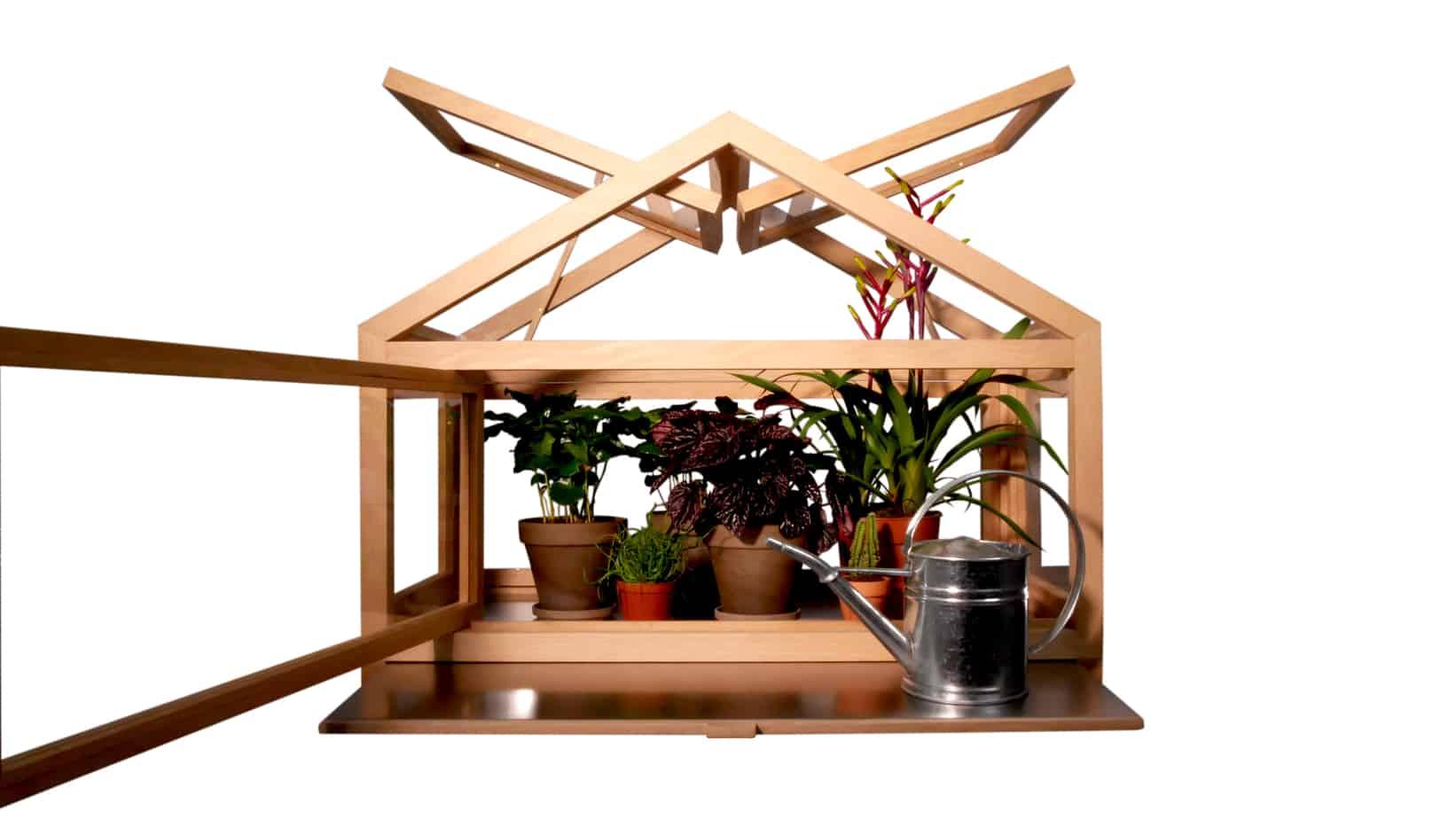 Serre1 LJ Garden Concept