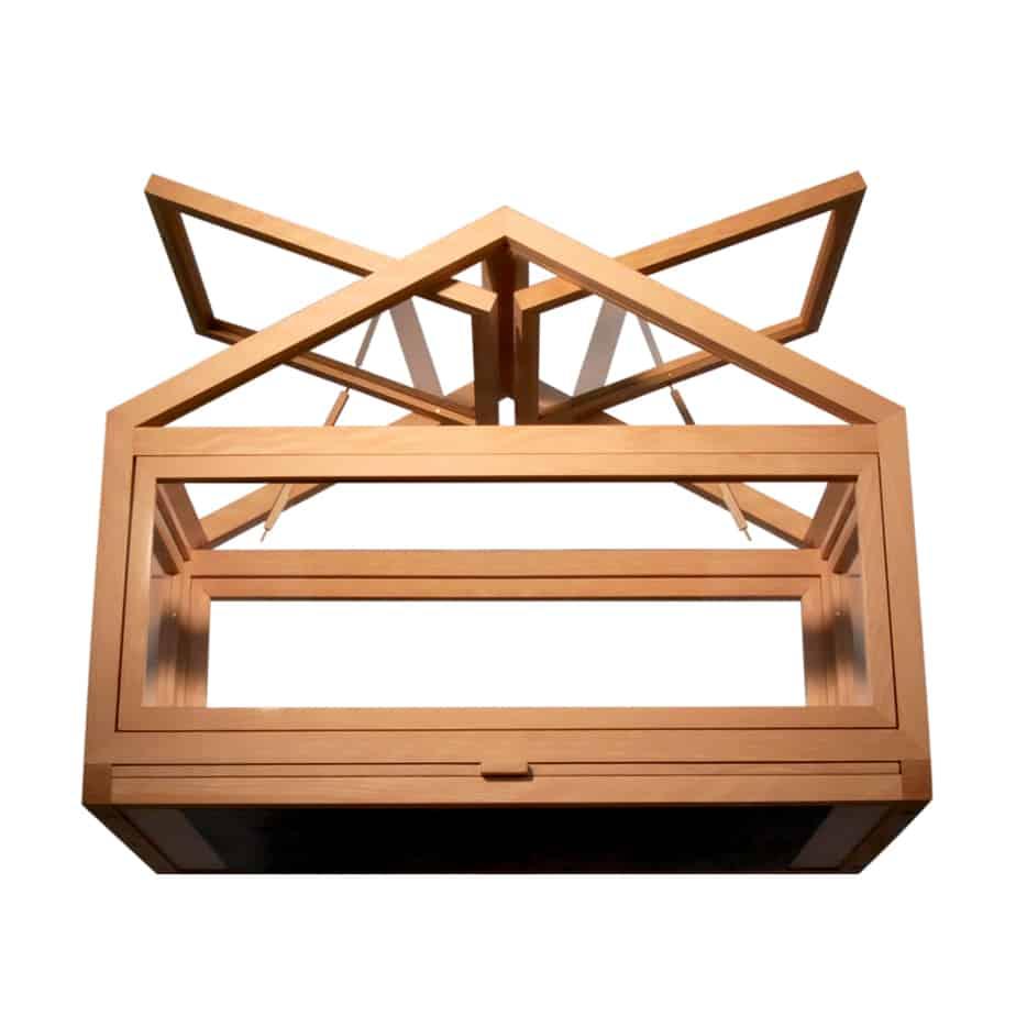 Serre interieure LJ Garden Concept modele 1