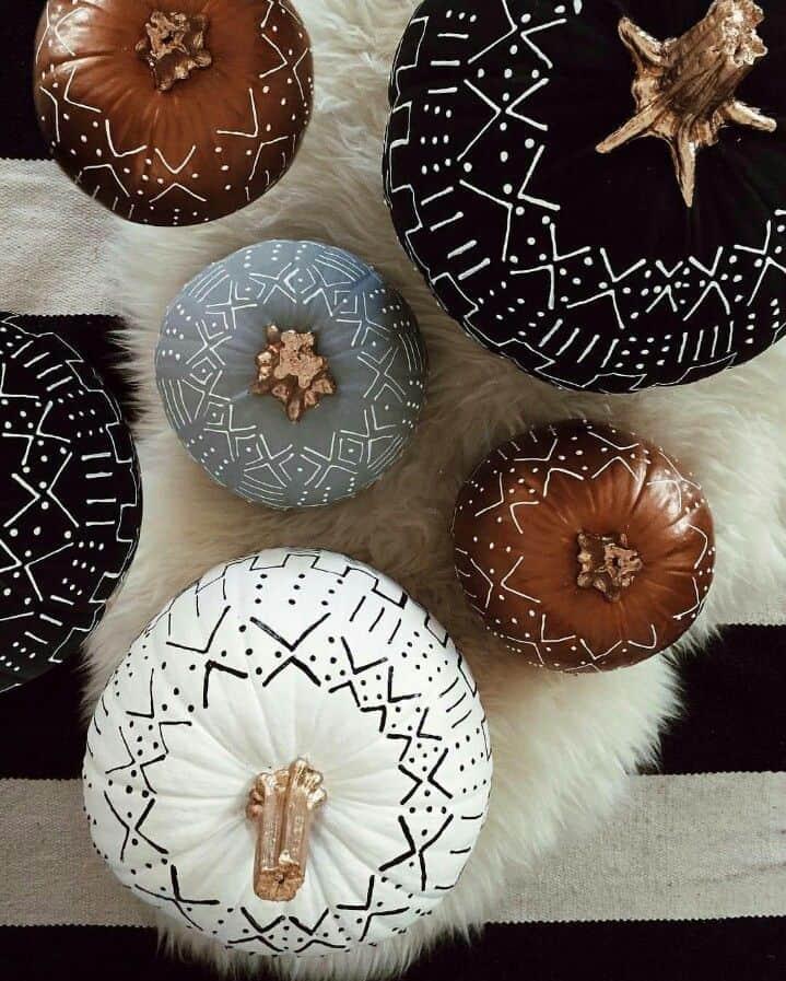 citrouille halloween boheme