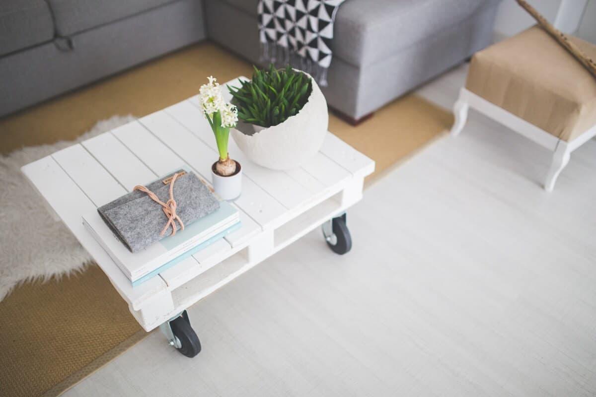diy Deco : decoration table basse palette