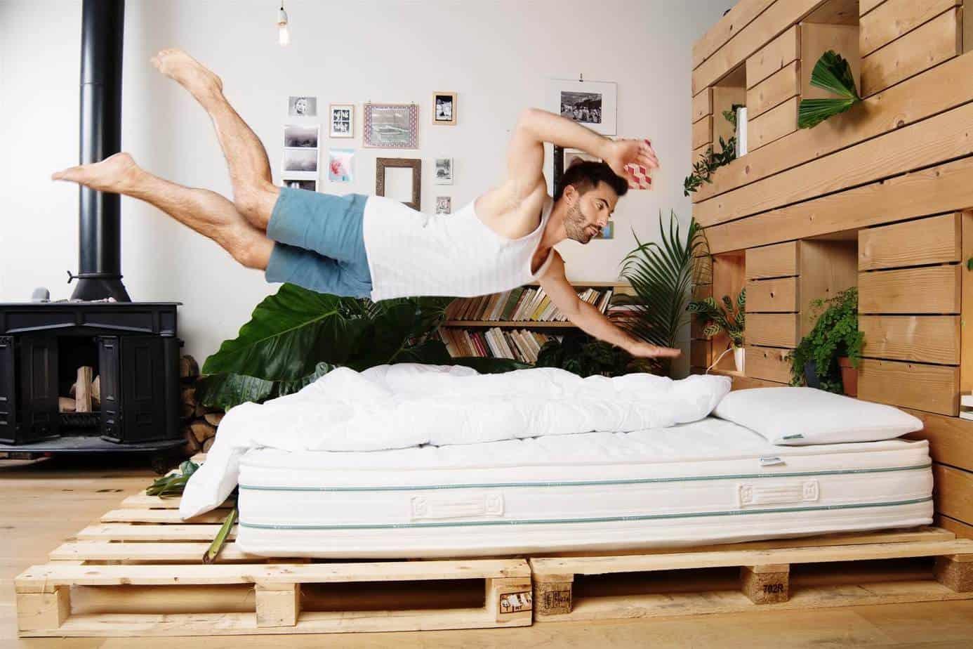 le matela et les oreillers kipli
