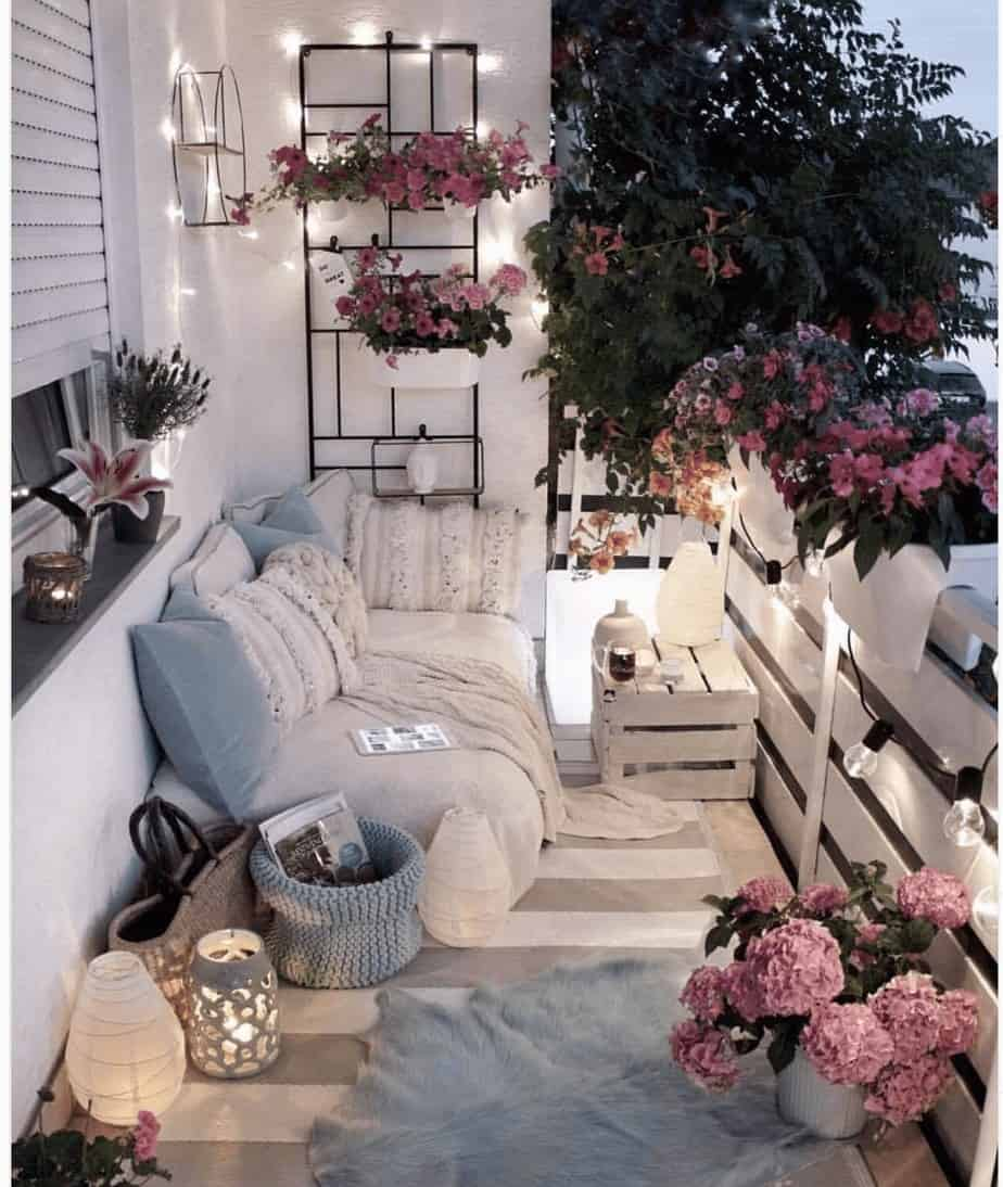 decoration balcon