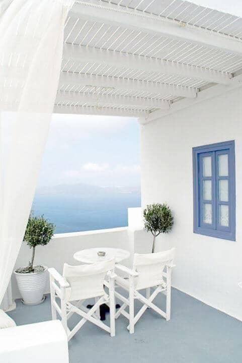 Réussir une décoration d\'inspiration grecque