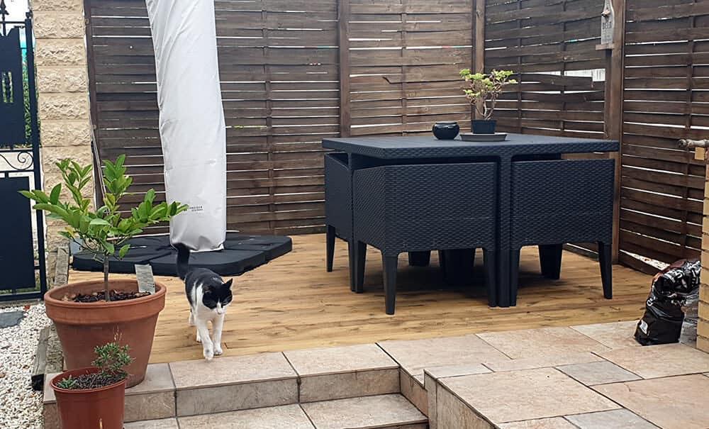 comment construire une terrasse en bois