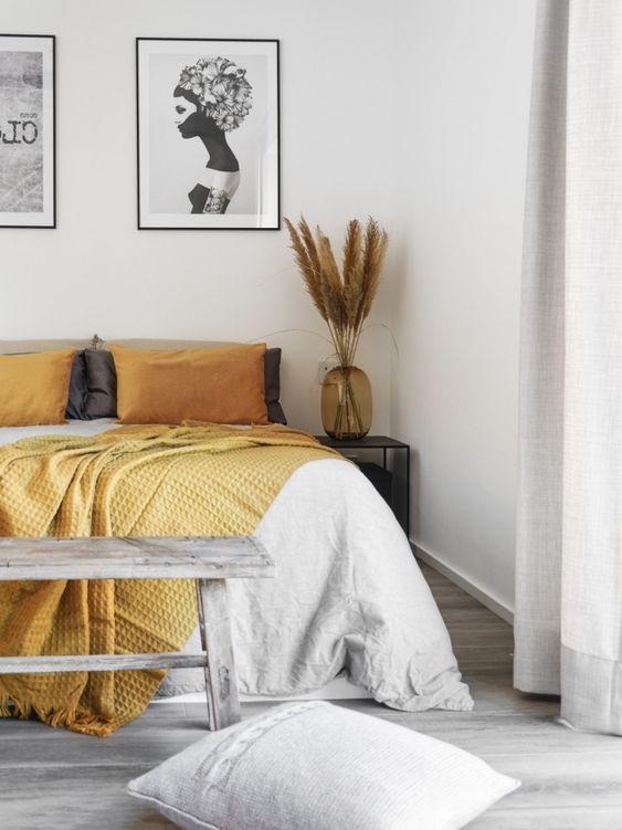 Déco du Brésil dans une chambre colorée - La déco du Brésil : un style tropical mêlé à une ambiance bohème