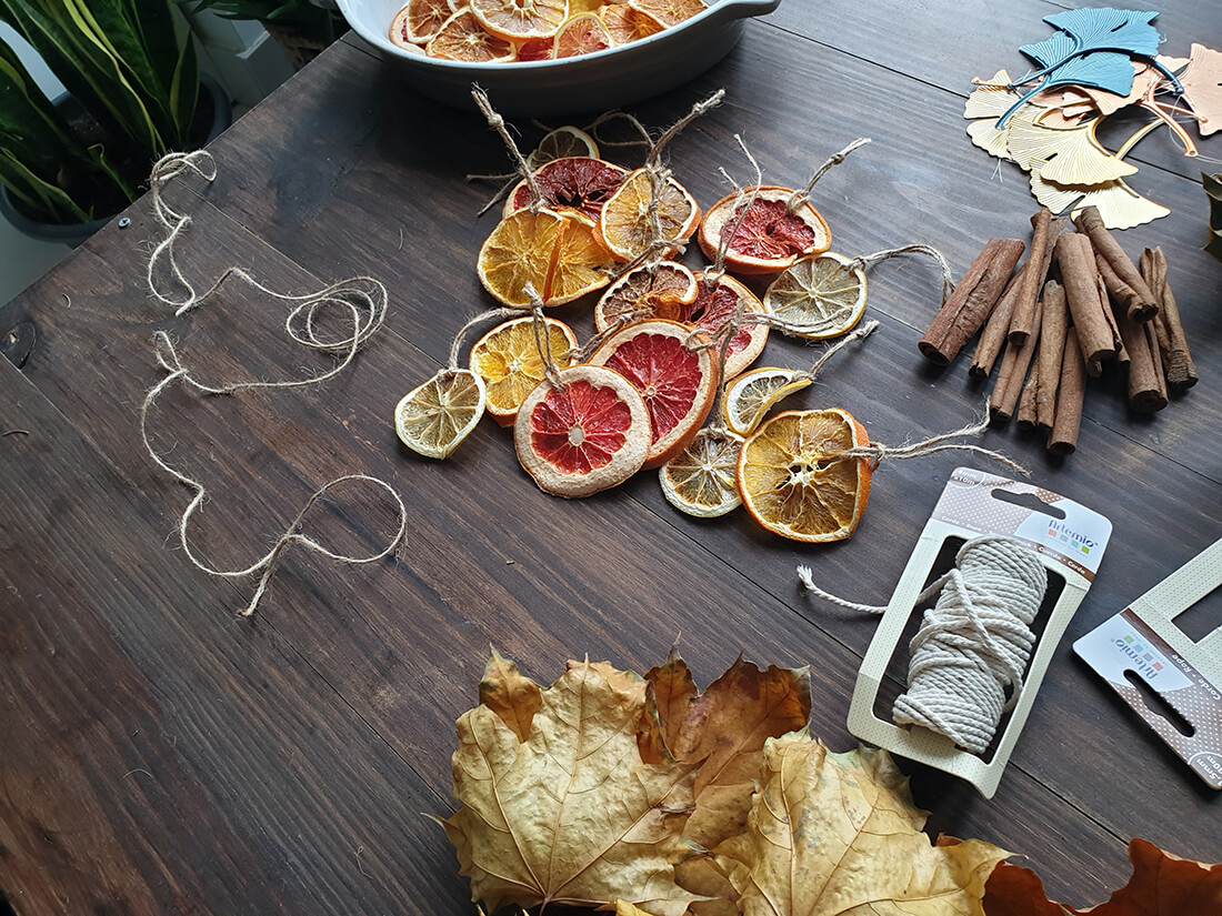 fabriquer des guirlandes de noel zero dechet et écologique - Comment adopter la guirlande de Noël zéro déchet ?